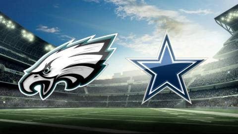 Cowboys vs Eagles - Week 16 - Dec 27, 2020