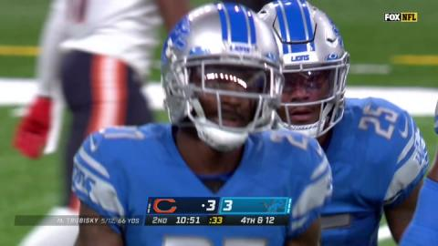 Bears vs Lions - Week 1 - Sep 13, 2020