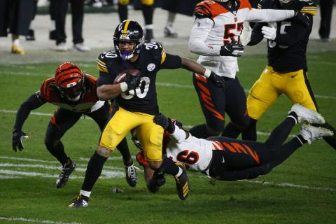 Steelers vs Bengals - Week 15 - Dec 21, 2020