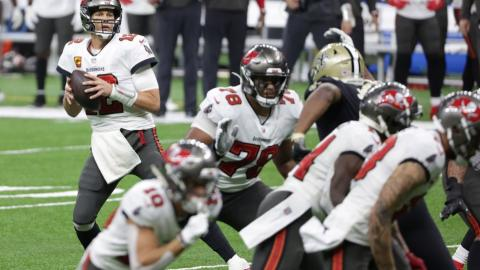 Buccaneers vs Saints - Divisional Round - Jan 17, 2021
